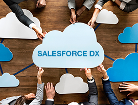 salesforcr_DX